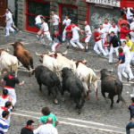 10 reasons to watch the Running of the Bulls from a Balcony