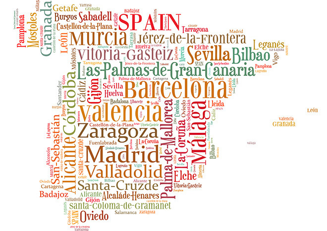 We hope you enjoy this journey through the Spanish culture and country!