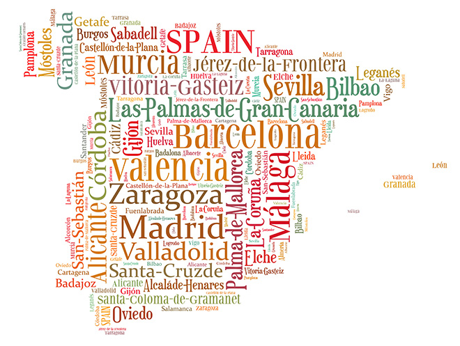 We welcome you to LIVE Spain!