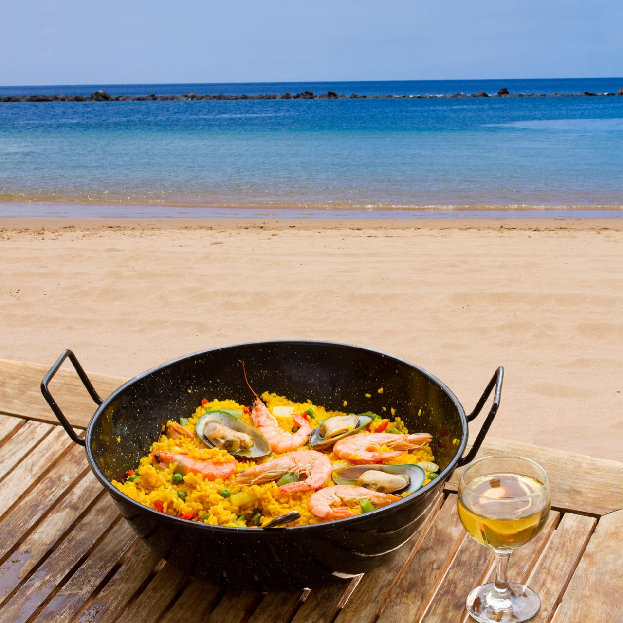 Top Restaurants to eat Paella in Barcelona