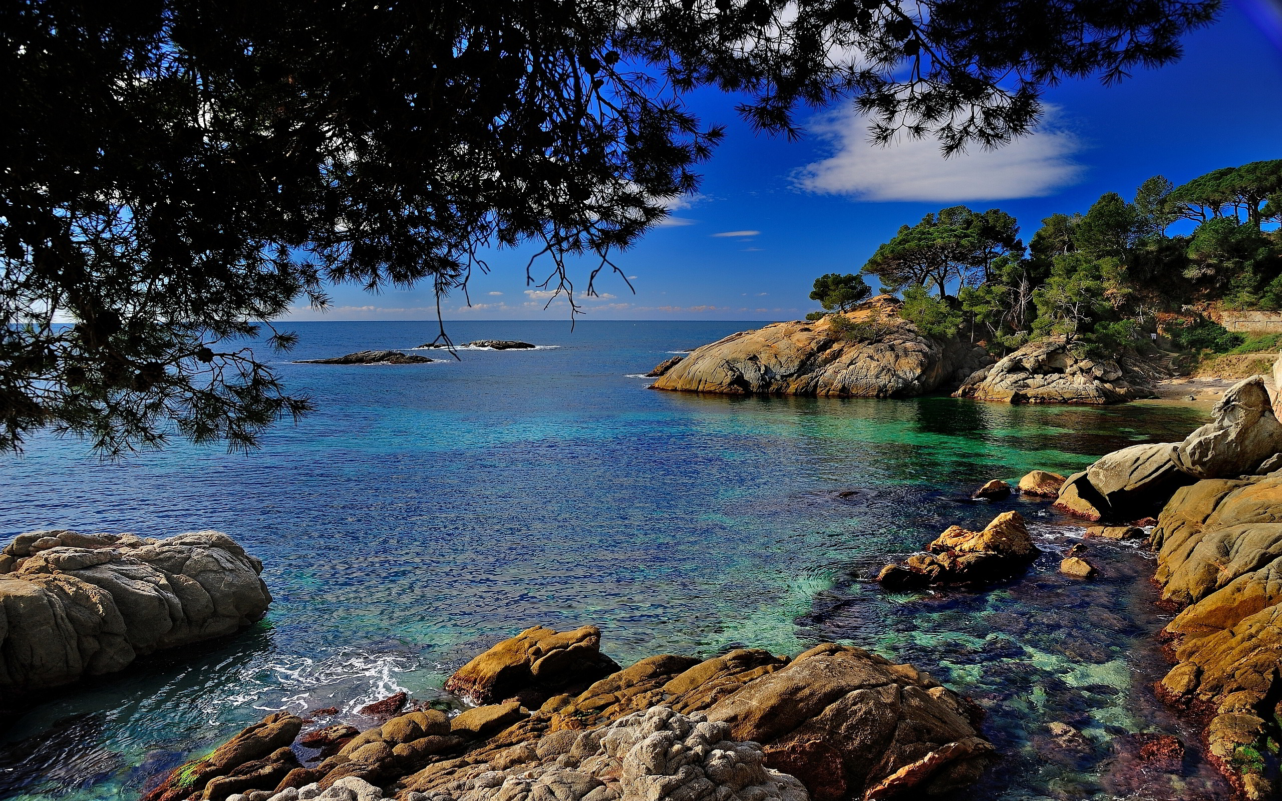 Songs of the Sea at La Costa Brava