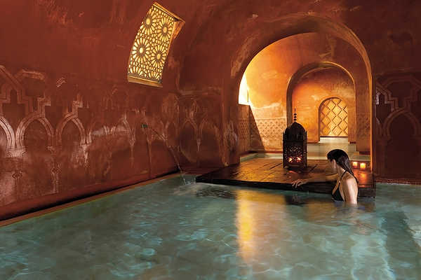 The Hammam, a hidden gem of Madrid