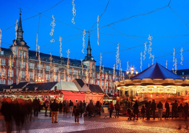 Christmas in Spain: Best Christmas Markets of Madrid
