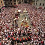 A Family Friendly Running of the Bulls Festival